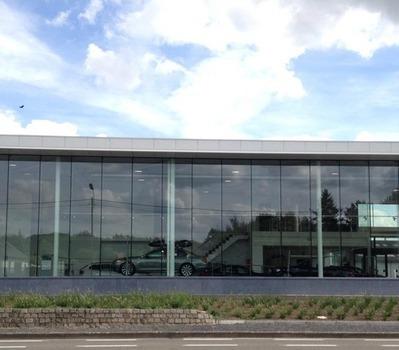 AASP - Gent - Utiliteitsbouw